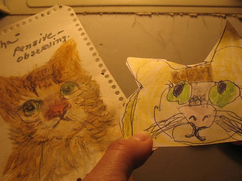 cat drawing lessons