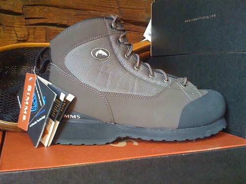 Simms Headwaters Boot Aquastealth