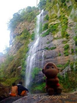 Sago at Sagada Bomod-ok Falls