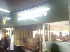 New McDonald's on Victoria Street