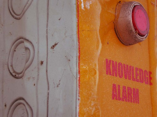 They Say A Little Bit of Knowledge Is a by Madison Guy, on Flickr