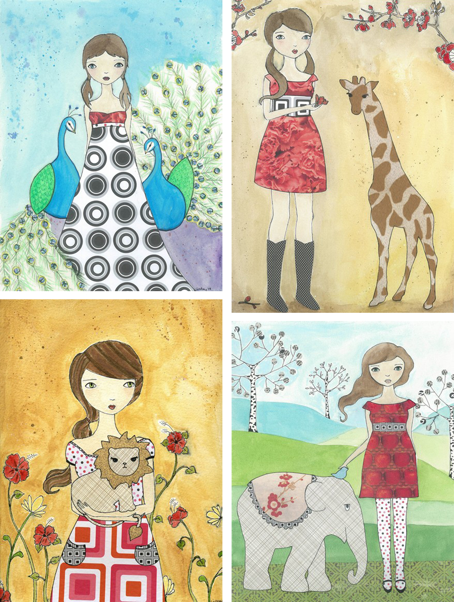 Lindsay Art {prints}