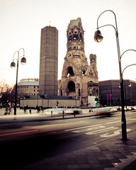 saturday evening, 5 minutes from Bahnhof Zoo