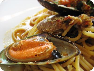 Spaghetti vongole #2
