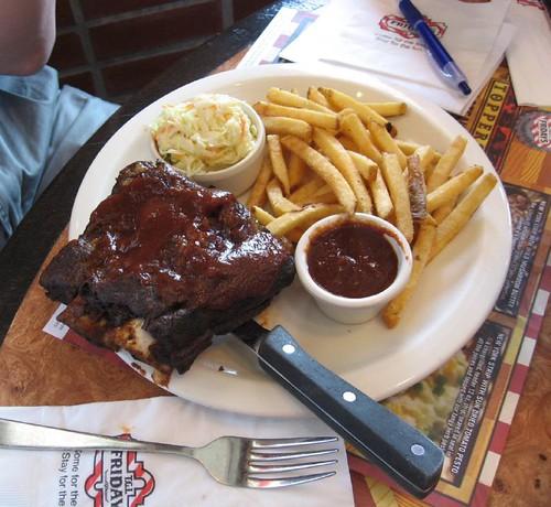 Half Rack beef ribs
