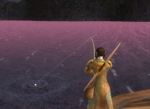 Fishing in Celondim