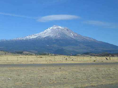 Day 11 - Mt Shasta