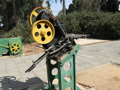 One of the Bullet-Making Machines at Ayalon Institute