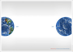 Earth 2007 and 2057