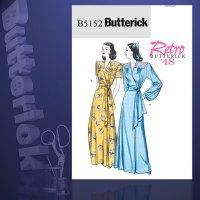 Retro Style '48 Butterick B5152