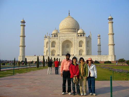 Taj Mahal廣場_2