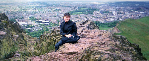 Edinburgh, Scotland | On Arthur's Seat