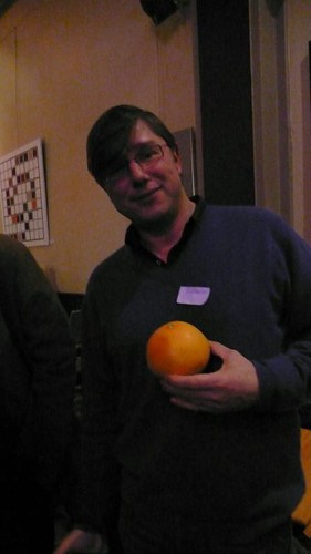 Jean Quatremer et l'orange bleue - République des blogs