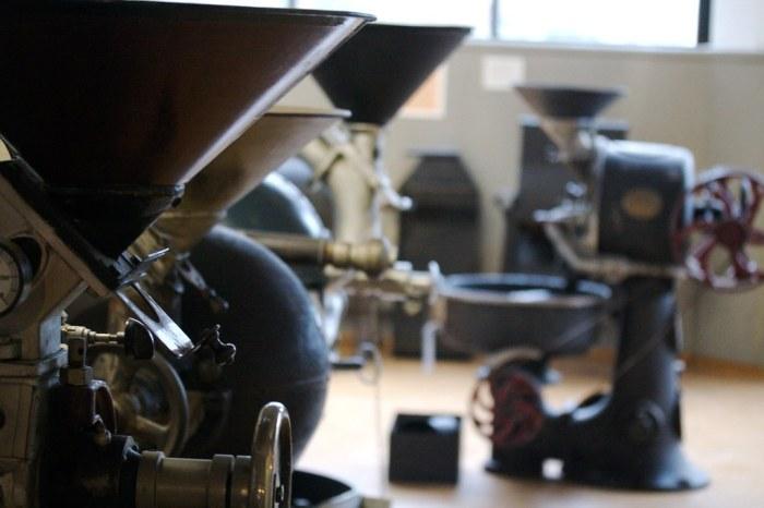 Probat Roaster Museum