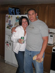 Brad and Michelle
