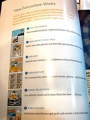 Everywhere Magazine: a crowdsourced travel mag