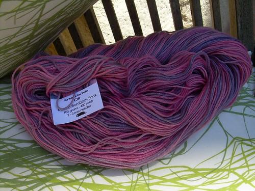 Chi sock yarn