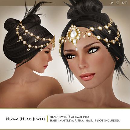 Zaara Nizam headjewel1 copy