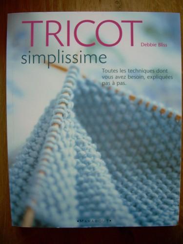"""Tricot simplissime"""