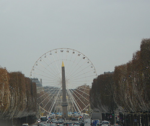 Paris, les Champs-Elysées