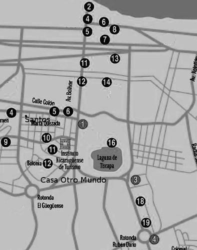 Centro de Managua