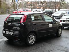 Une voiture des SIL immatriculée à Appenzell ???