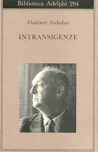 Vladimir Nabokov Intransigenze