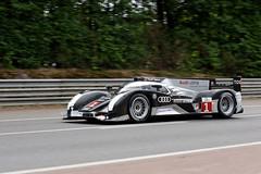 Audi R18 #1, 2011 24 Hours of Le Mans
