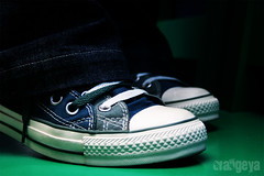 Double Your Converse !