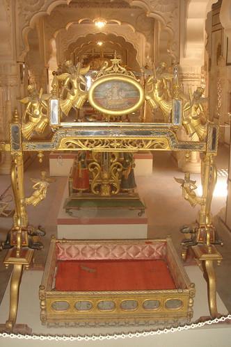 Meherangarh Fort 1-69皇室搖籃