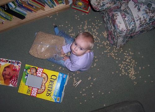 Cheerio Mess