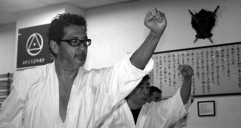 Fin de año Japonés Karate 6