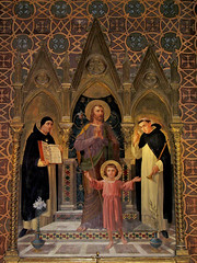 St Joseph's Altarpiece, by Lawrence OP