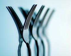 8 Forks by bitzcelt