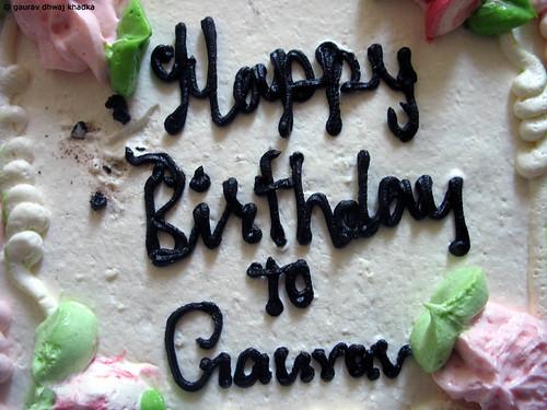 Happy Birthday…by Gaurav Dhwaj Khadka