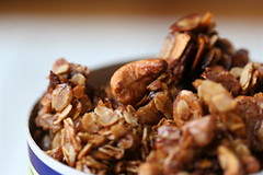 Honey-Nut-Vanilla Granola 2