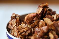 Honey-Nut-Vanilla Granola 2