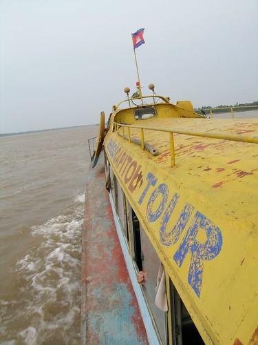 Capitol Tour boat