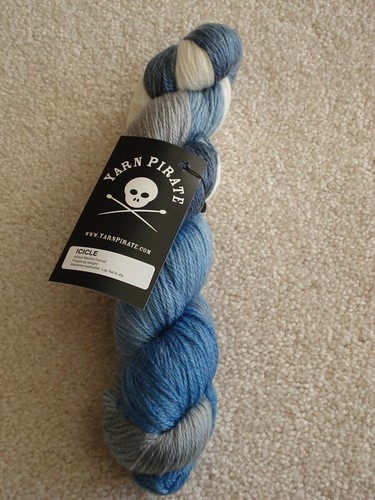 Yarn Pirate Icicle