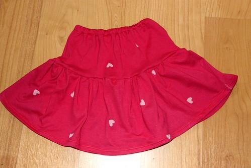 Skirt, size 128