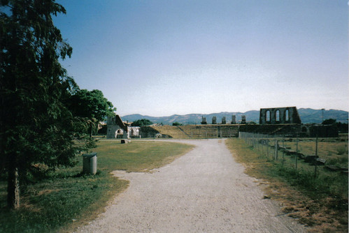 Gubbio - Anfiteatro romano