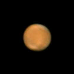 Mars-Restacked on 1/3/08