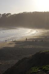 Old San Simeon beach