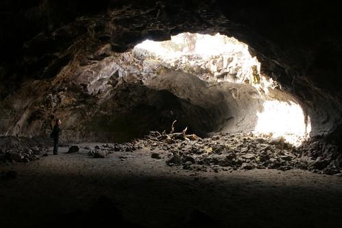 Derrick Cave, Oregon