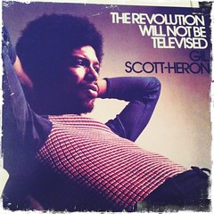 #nowplaying Gil Scott-Heron The Revolution Wil...