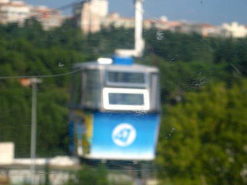 teleférico Casa de Campo