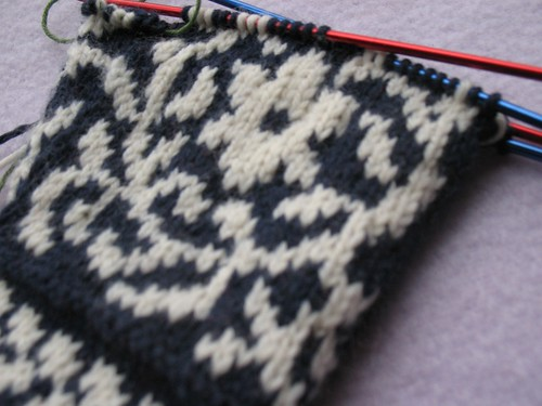 gorgeous fair isle pattern