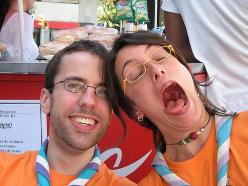 La Mostra 2009: Carlos i Sílvia (que s'entrena)