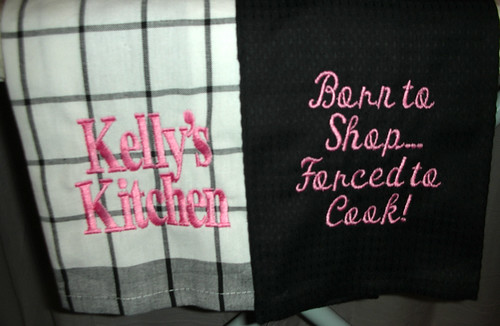 Kitchen Towels for SIL