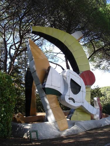 Tiled Sculpture